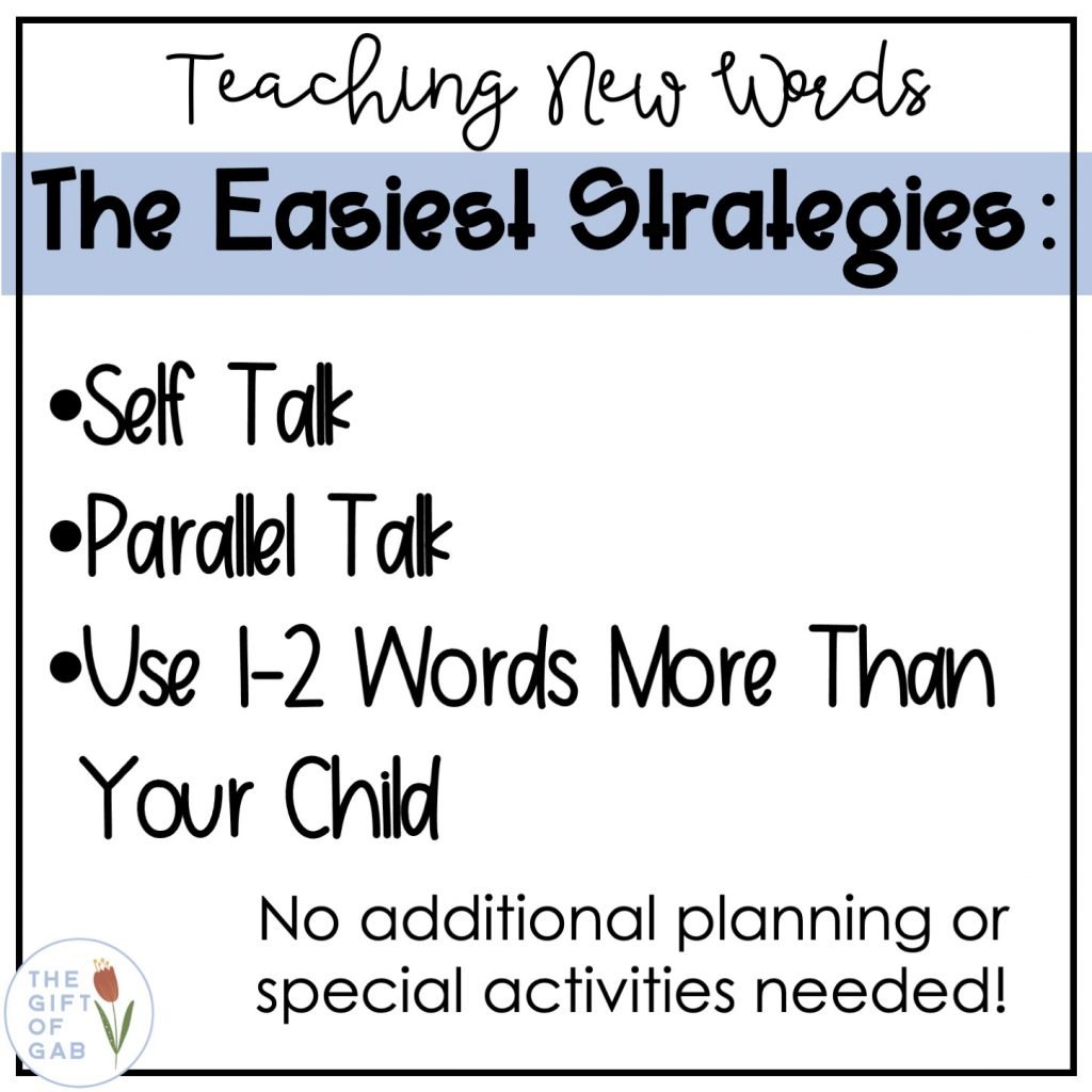 the easiest strategies for teaching toddlers to talk
