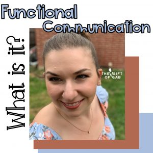 what is functional communication